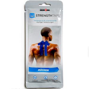 Strengthtape Rücken
