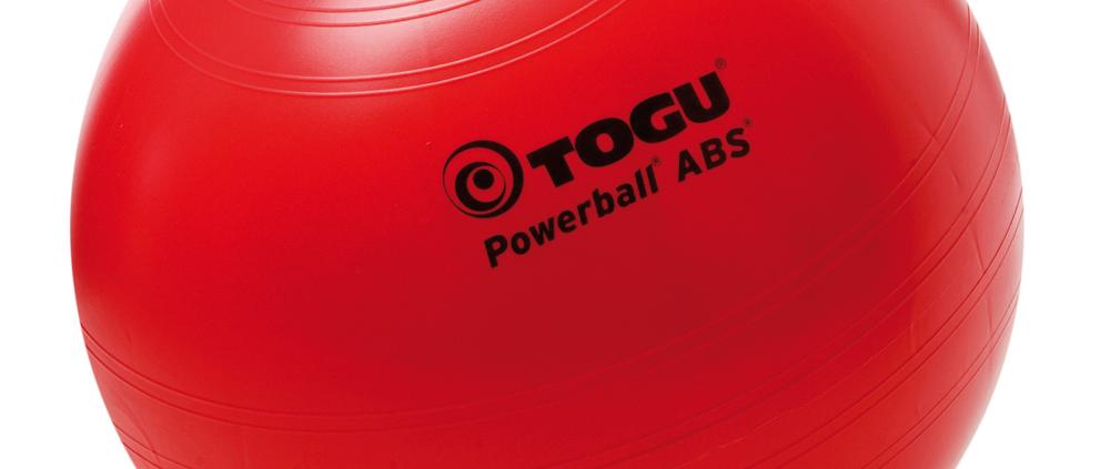 Togu Powerball ABS 45cm rot