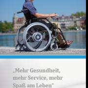 Rollstuhlbroschüre