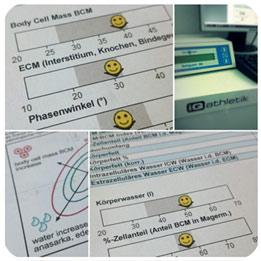 Bio Impedanz Messung