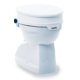 WC Toilettensitzerhöhung