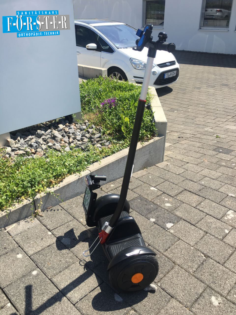 Ninebot Street Runner iWalk Hammer