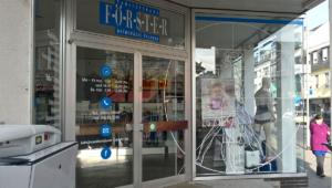 Sanitätshaus Schaufenster Neu Isenburg