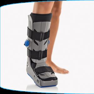 Unterschenkel-Fuß Orthese lang