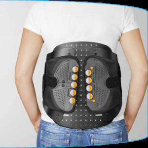 Rückenorthese stabilisierend