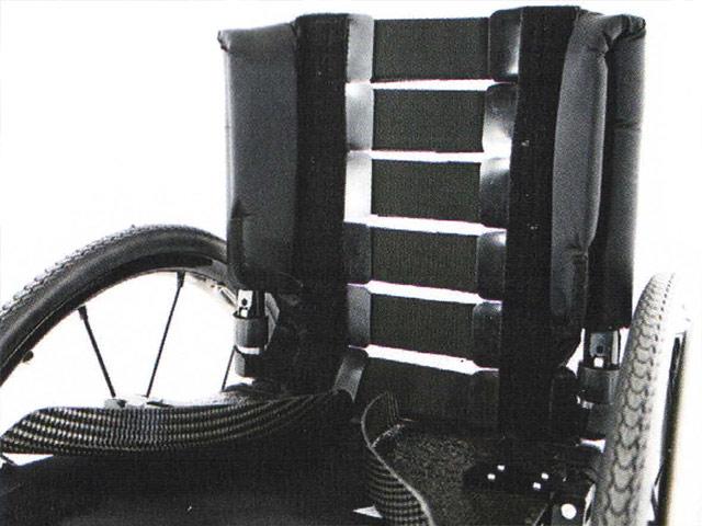 Airtech Rückenbespannung