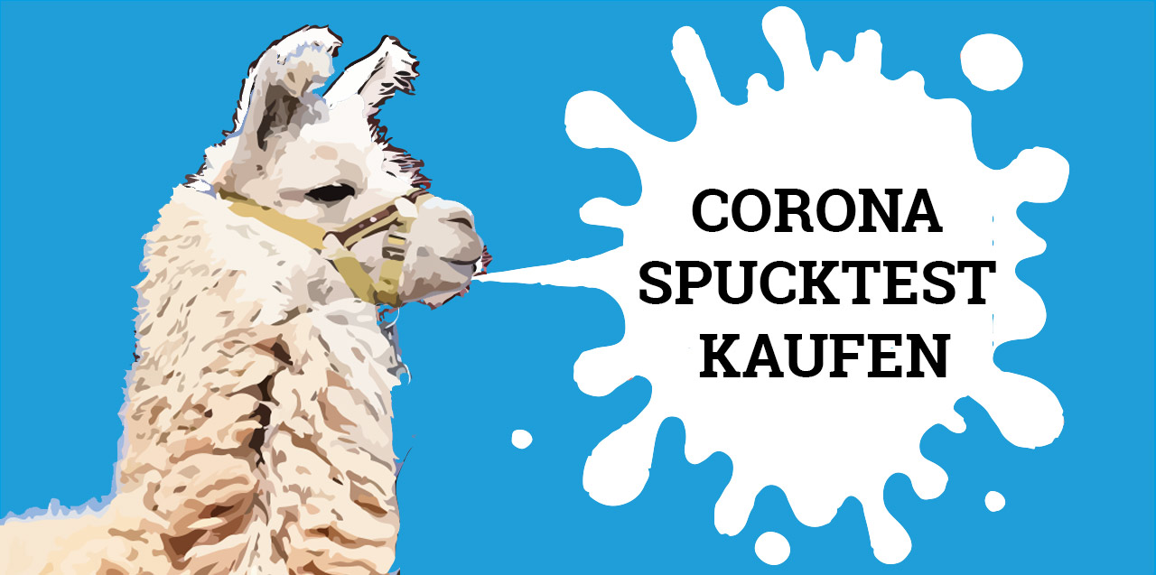 Corona Spucktest